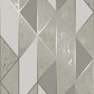 106405 Milan Geo Silver